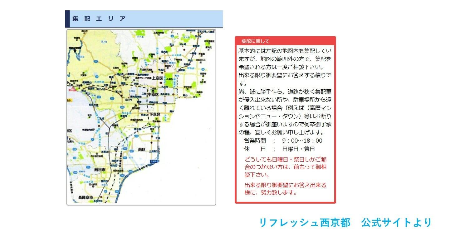 リフレッシュ西京都
