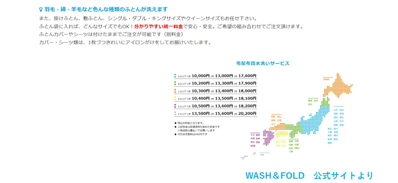 WASH&FOLD新宿小滝橋店
